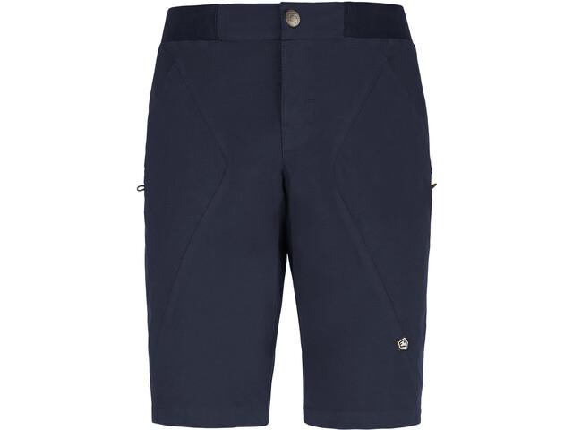 E9 Figaro Lyhyet housut Miehet, blue navy